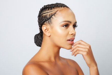 How Much Hair Should I Buy? The Complete Guide! | Un Ruly With Regard To Current Thick Plaits And Narrow Cornrows Hairstyles (View 16 of 25)