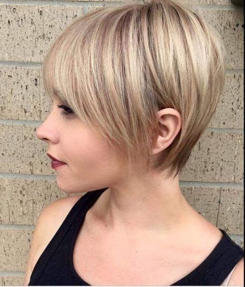 Image Result For Short Choppy Hairstyles For Women | Short Inside Short Choppy Layers Pixie Bob Hairstyles (View 2 of 25)