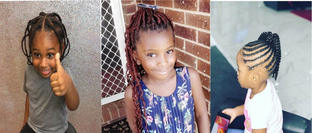 Kids Braids Hairstyles 2019 That Are There To Make A Statement Pertaining To Latest Accessorized Straight Backs Braids (View 24 of 25)