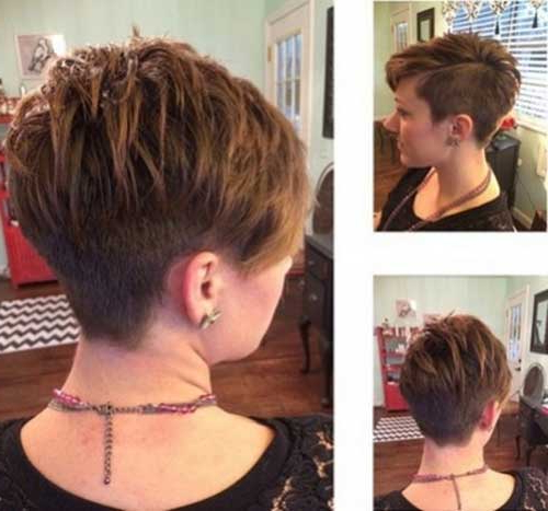 Latest Layered Pixie Cuts You Will Love With Recent Short Layered Pixie Haircuts (View 9 of 25)