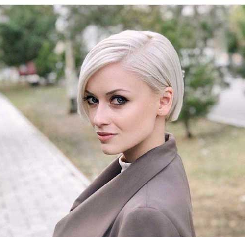 Latest Short Bob Haircuts For Women – Eazy Vibe In Short Cappuccino Bob Hairstyles (View 20 of 25)