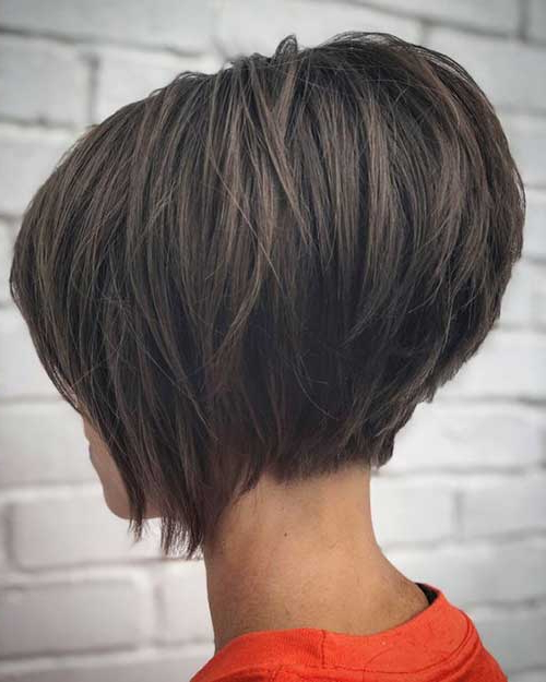 Latest Short Bob Haircuts For Women – Eazy Vibe With Short Cappuccino Bob Hairstyles (View 4 of 25)