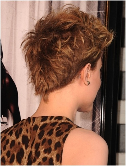 Messy, Edgy Pixie Haircuts For Very Short Hair – Popular For Most Recent Edgy Messy Pixie Haircuts (View 3 of 25)