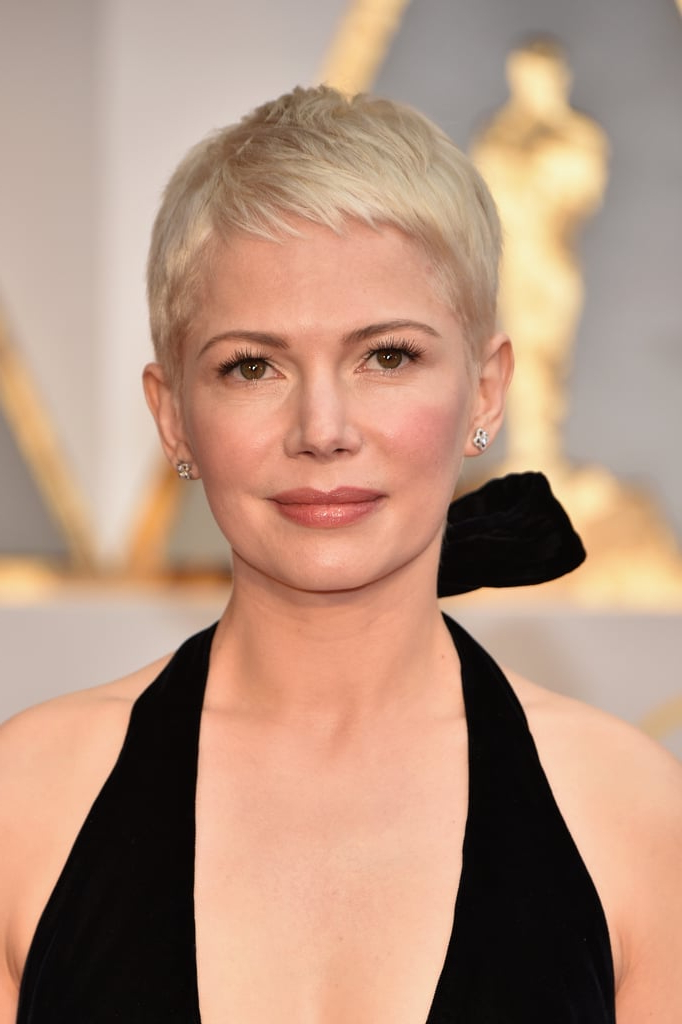 Michelle Williams | Celebrity Short Pixie Haircuts At 2017 Pertaining To Current Michelle Williams Pixie Haircuts (View 7 of 25)