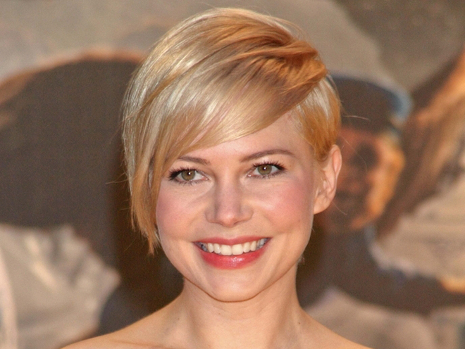 Michelle Williams Grows Out Short Pixie Haircut – Newbeauty With Most Recently Michelle Williams Pixie Haircuts (View 15 of 25)