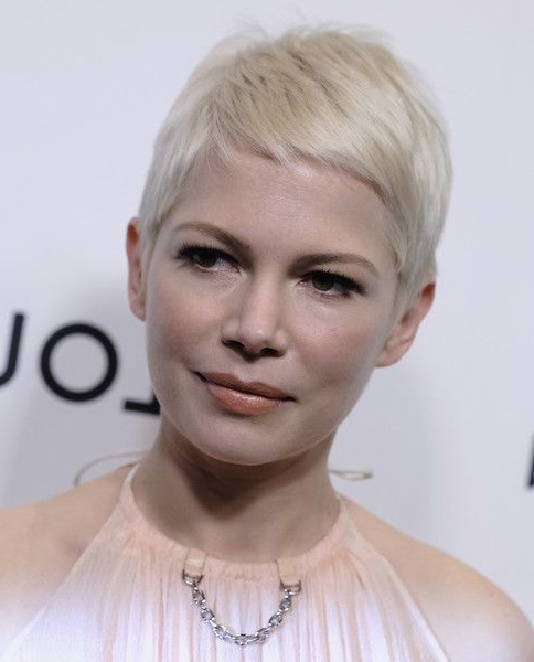Michelle Williams Pixie In 2019 | Short Hair Styles, Pixie Within Current Michelle Williams Pixie Haircuts (View 14 of 25)
