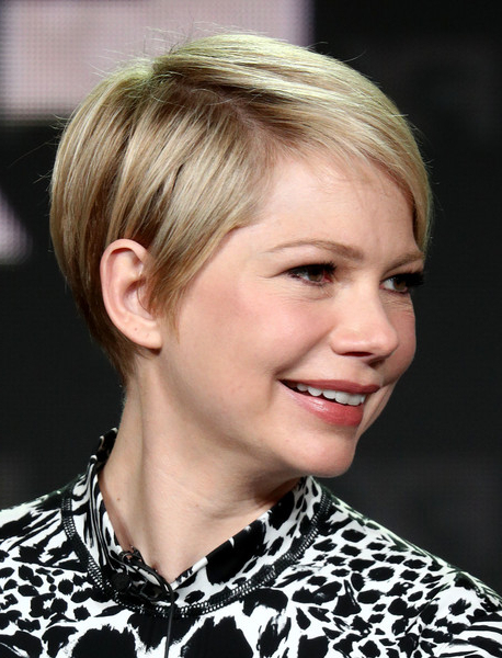 Michelle Williams Pixie – Short Hairstyles Lookbook For Most Recent Michelle Williams Pixie Haircuts (View 13 of 25)