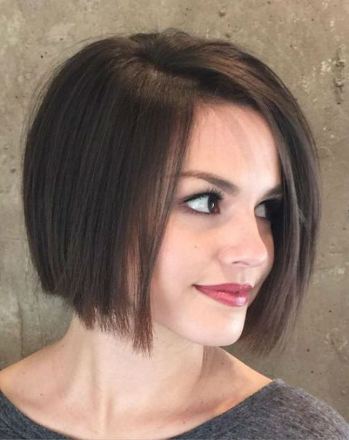 Most Demanded Chin Length Bob Haircut Styles | Wavy Bob Intended For Jaw Length Short Bob Hairstyles For Fine Hair (View 4 of 25)