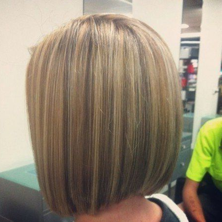 Natural Graduation Shoulder Length On Pinterest Concave Bob within Concave Bob Hairstyles