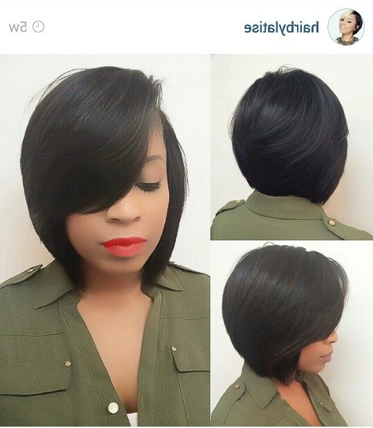 Natural Looking Bob #flawless   Hair Style   Hair Styles With Natural Bob Hairstyles (View 23 of 25)