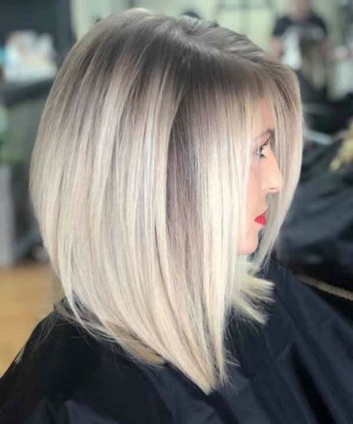 New Eye Catching A Line Bob Hairstyles For Women To Consider pertaining to A-Line Bob Hairstyles
