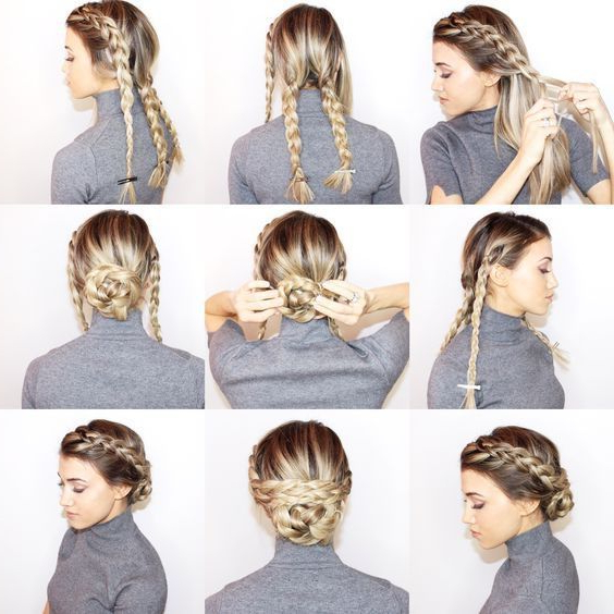 Featured Photo of Solo Braid Hairstyles
