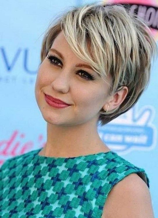 Pin On A Little Longer within Cute Round Bob Hairstyles For Women Over 60