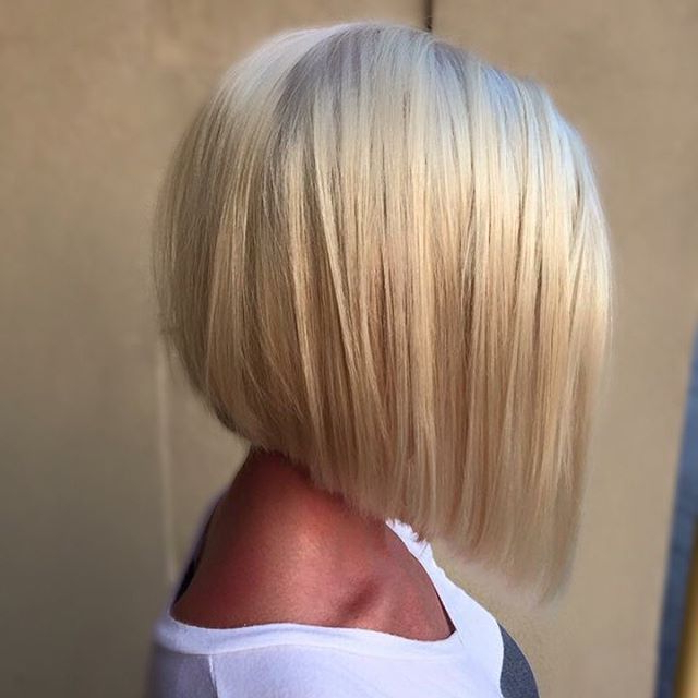 Pin On Beautiful Bobs for Concave Bob Hairstyles