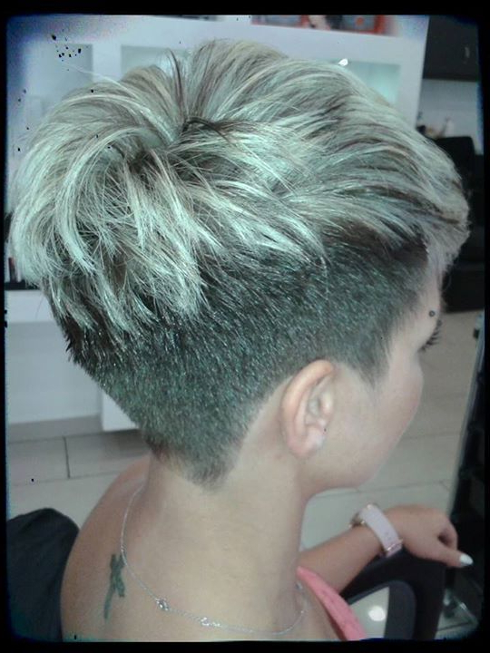 Pin On Benefit Short Hair Styles with Most Popular Smooth Shave Pixie Haircuts