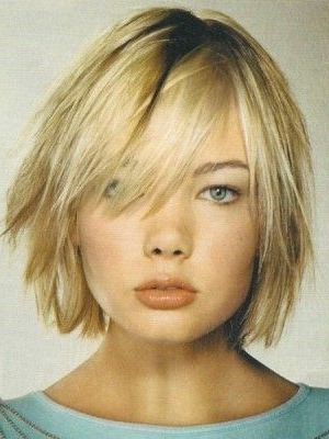 Pin On Bob Hairstyles for Shaggy Bob Hairstyles With Choppy Layers