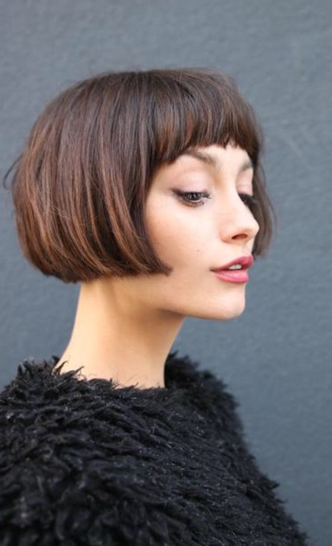 Pin On G L O W U P For Ear Length French Bob Hairstyles (View 2 of 25)