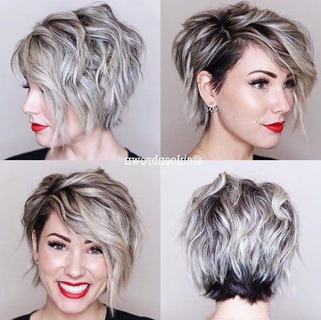 Pin On Getting Pretty!! intended for Asymmetrical Bob Hairstyles