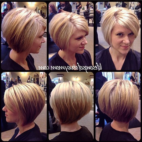 Pin On Hair And Nails throughout Super Short Inverted Bob Hairstyles