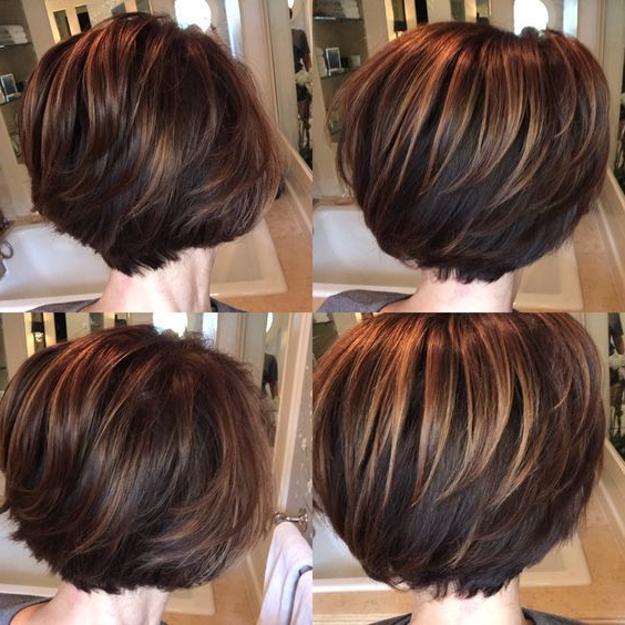 Pin On Hair & Beauty Within Short Stacked Bob Hairstyles (View 24 of 25)