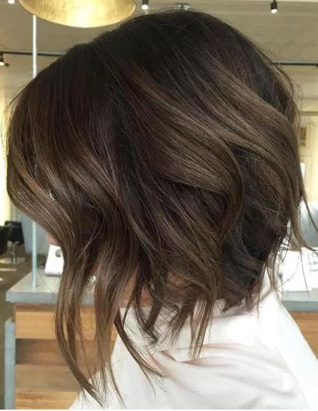 Pin On Hair Color Ideas 2018 in Concave Bob Hairstyles