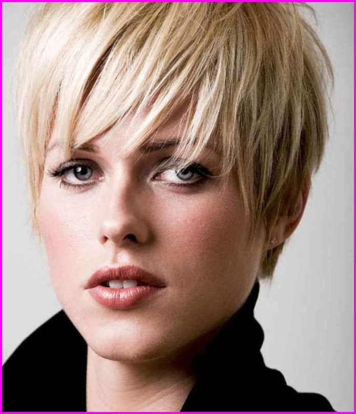 Pin On Hair Cut intended for Latest Choppy Pixie Haircuts With Short Bangs