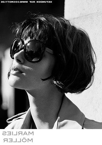 Pin On Hair Cut with Ear Length French Bob Hairstyles