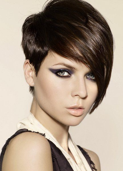Pin On Hair Cuts And Colours In Part Pixie Part Bob Hairstyles (View 21 of 25)