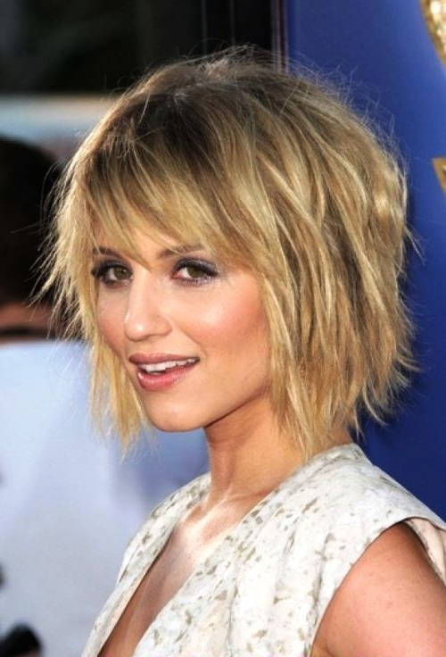 Pin On Hair For Perfect Shaggy Bob Hairstyles For Thin Hair (View 3 of 25)