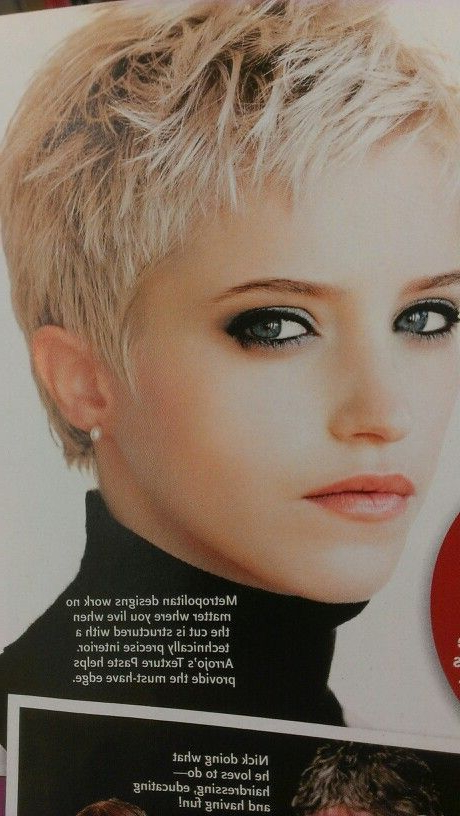 Pin On Hair In Current Super Short Shag Pixie Haircuts (View 19 of 25)