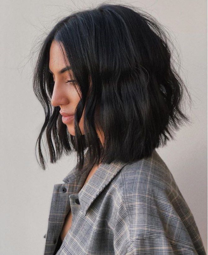 Pin On Hair intended for Versatile Lob Bob Hairstyles