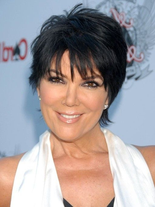 Pin On Hair * Make Up throughout Best and Newest Pixie Haircuts With Wispy Bangs
