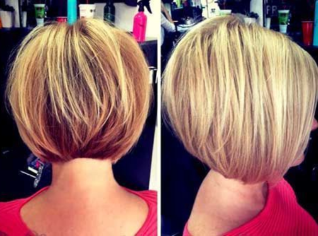 Pin On Hair Oh Hair Are You Tonight? inside Rounded Short Bob Hairstyles