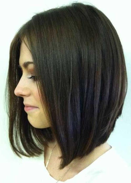 Pin On Hair regarding Short To Long Bob Hairstyles