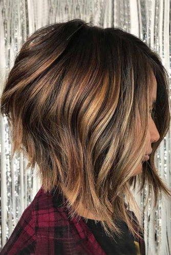 Pin On Hair Styles inside Sassy A-Line Bob Hairstyles