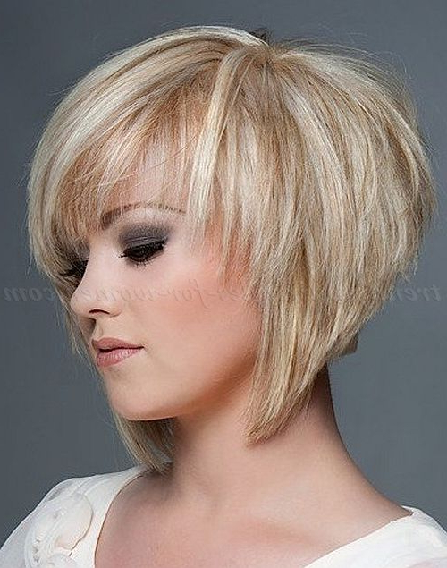 Pin On Hair Todayor Maybe Tomorrow Inside Modern Swing Bob Hairstyles With Bangs (View 6 of 25)