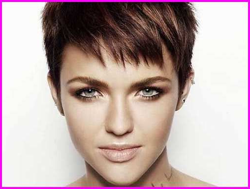 Pin On Haircuts inside Most Popular Choppy Pixie Haircuts With Short Bangs