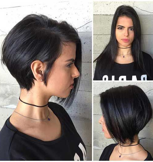 Pin On Hairstyles pertaining to Asymmetrical Bob Hairstyles