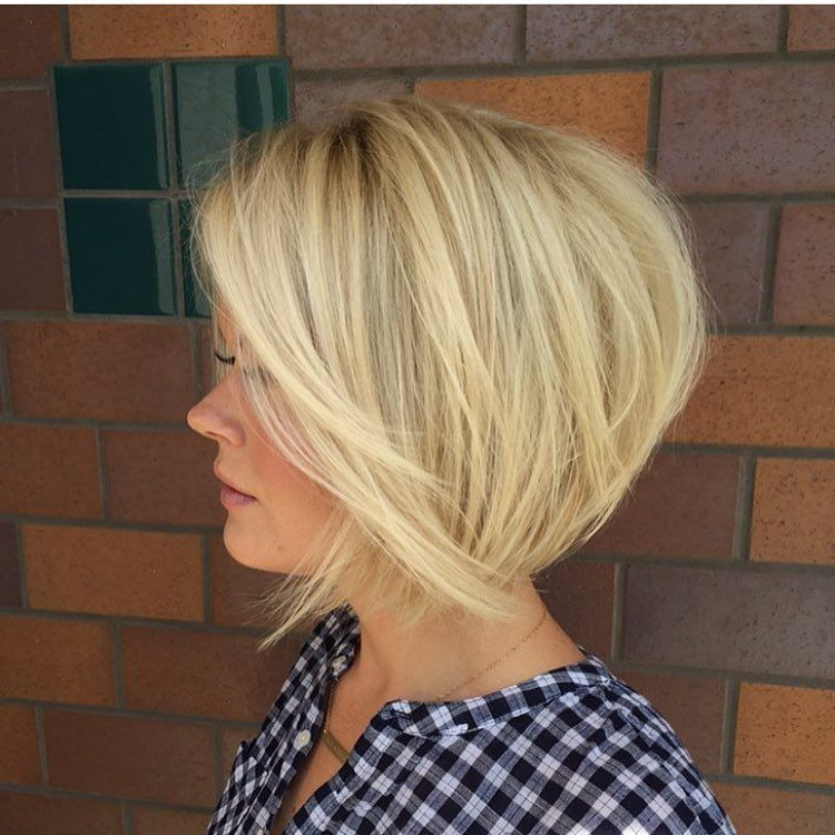 Pin On Locks I ? for Textured Classic Bob Hairstyles