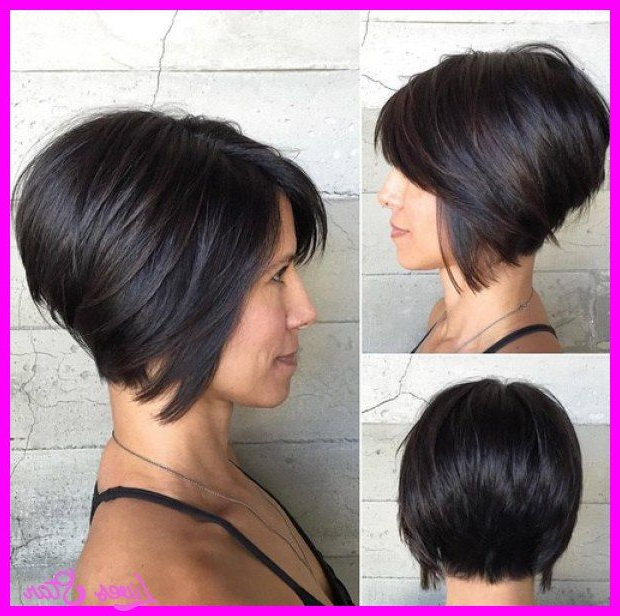 Pin On Love The Cut.. with regard to Super Short Inverted Bob Hairstyles