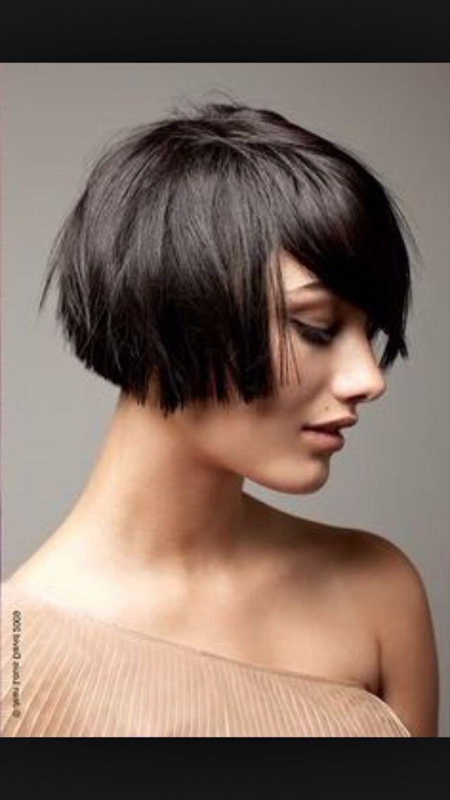 Pin On Make Me Pretty! inside Ear Length French Bob Hairstyles