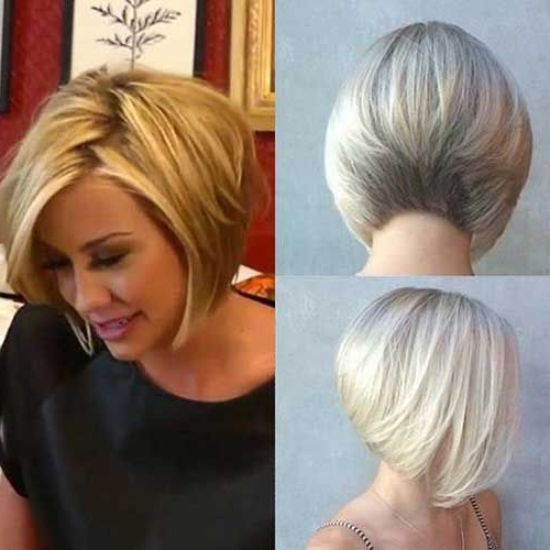 Pin On My Doos inside Rounded Short Bob Hairstyles