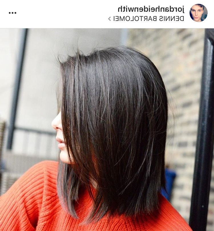 Pin On My Hairstyles Within Versatile Lob Bob Hairstyles (View 17 of 25)