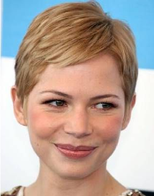 Featured Photo of Michelle Williams Pixie Haircuts