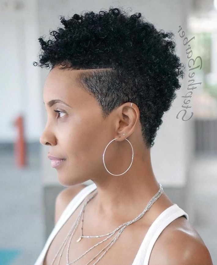 Pin On Super Cuts/ Texturized with regard to Current Perfect Pixie Haircuts For Black Women