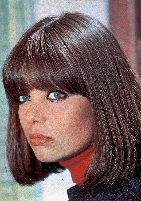 Pin On Vintage within Vintage Bob Hairstyles With Bangs