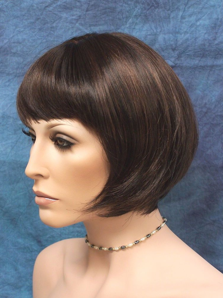 Pin On Wigsmarika's Stylish Inspirations! For Short Cappuccino Bob Hairstyles (View 24 of 25)