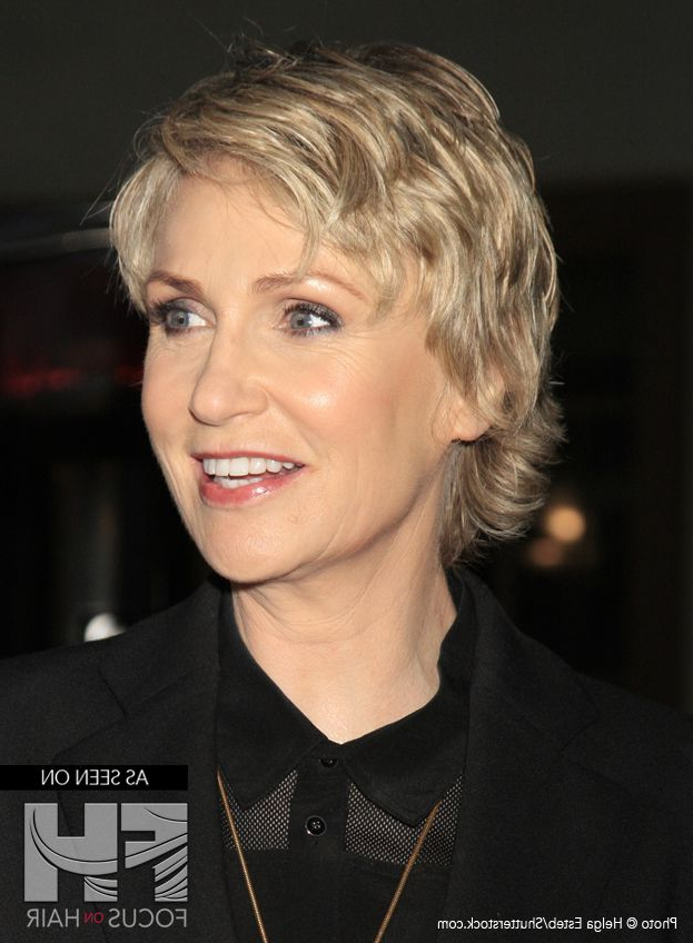 Pinfocus On Hair On Celebrity Hairstyles | Short Shag pertaining to Current Super Short Shag Pixie Haircuts