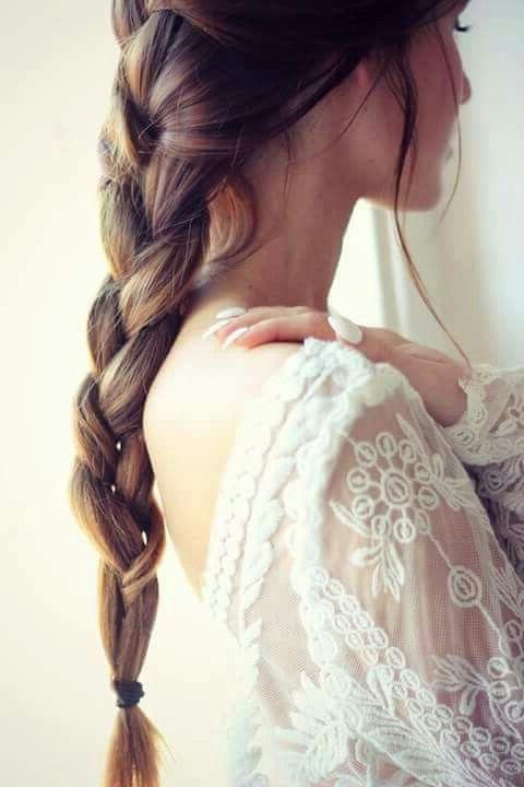 Pinmaha Habib On ???? | Hair, Beautiful Braids, Long for Recent Hoop-Embellished Braids Hairstyles