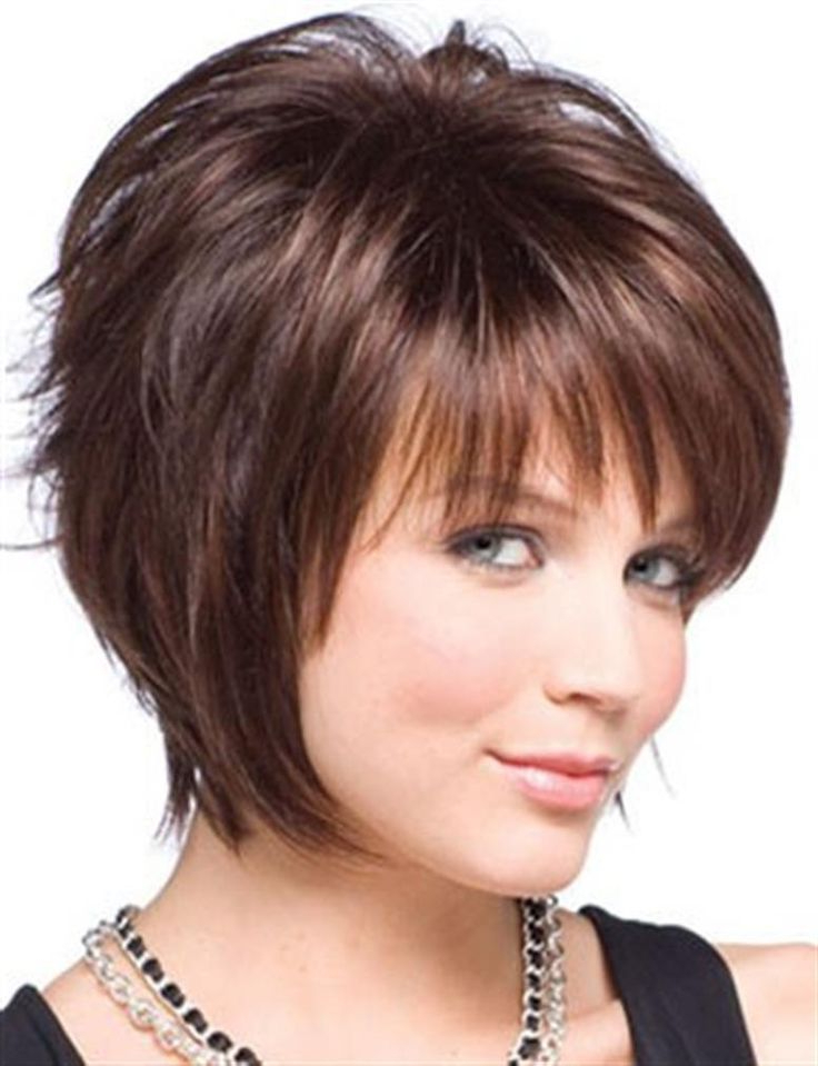 Pinterest for Rounded Short Bob Hairstyles